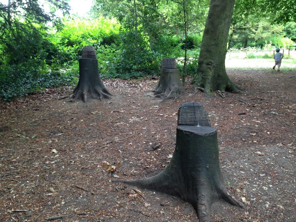 Basildon Park chairs