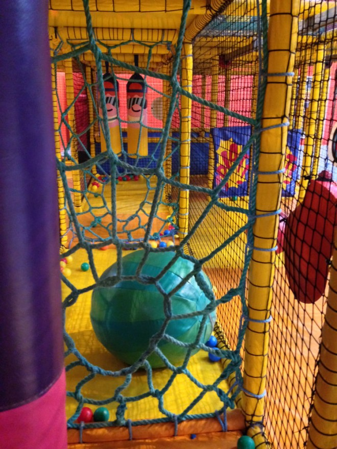 Krazy play days soft play