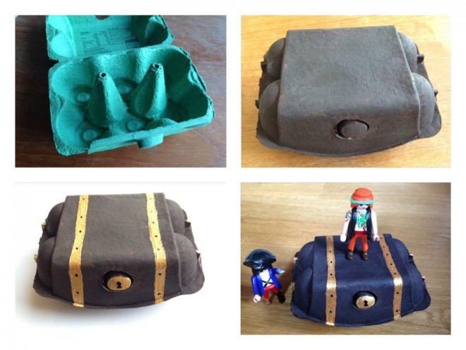 pirate treasure chest tutorial