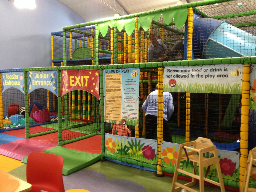 Bicester Avenue Soft Play Red Kite Days