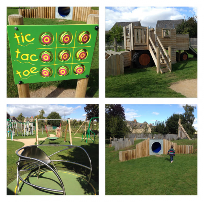 TAckley playground, playpark, kids