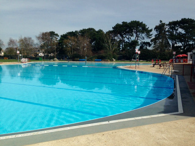 Hinksey Outdoor Pool Red Kite Days