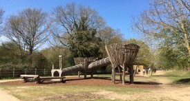 dinton pastures, dinotn pastures county park, best playgrounds berkshire, best places for kids bike ride berkshire, free activities berkshire