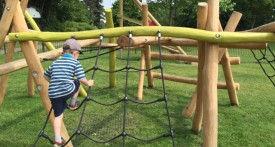 garth park, bicester, play park, kids