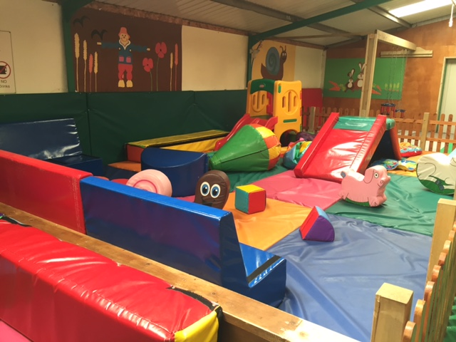 Roves Farm soft play