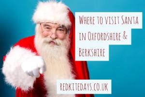 visit santa, meet santa, father christmas, oxfordshire, berkshire, 2016