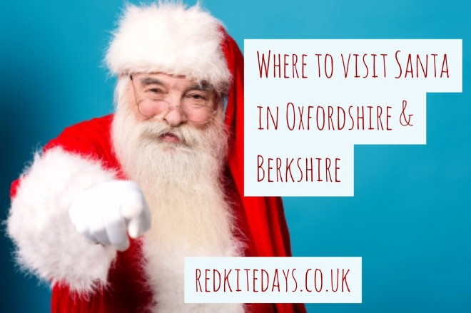 visit santa, meet santa, father christmas, oxfordshire, berkshire, 2016