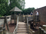 blenheim palace, adventure playground