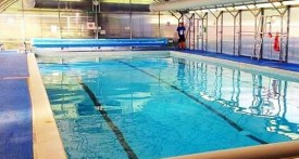 swimming lessons, ambrosden garrison pool