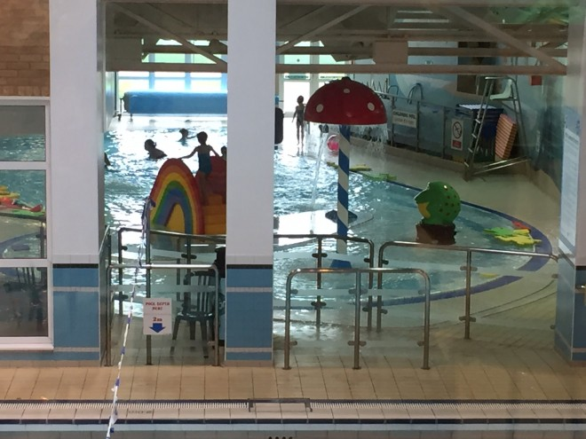 bicester, swimming pool, kids pool, warm pool