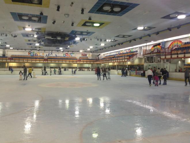 bracknell ice rink, ice skating bracknell, ice skating berkshire, ice rink berkshire