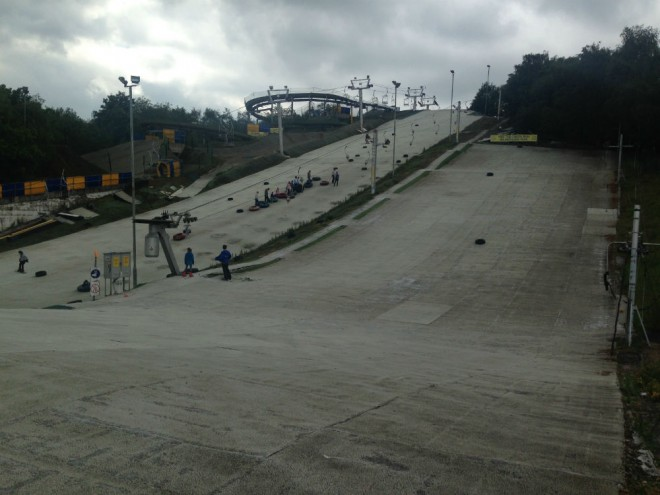 dry ski slope, dry ski slope bracknell, bracknell ski, dry ski slope berkshire