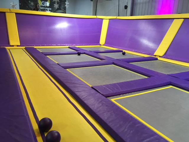Gravity Force Trampoline Park Camberley Red Kite Days
