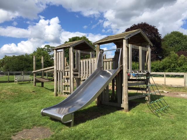 islip, village, playpark, playground
