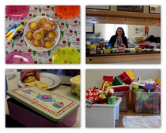 launton community cafe, launton, bicester, launton parishh hall