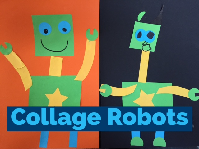 Collage Robots