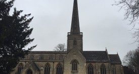 st marys church, kidlington, toddler group, oxfordshire
