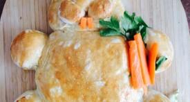 bunny bread, rabbit bread, easter baking, kids, fun food