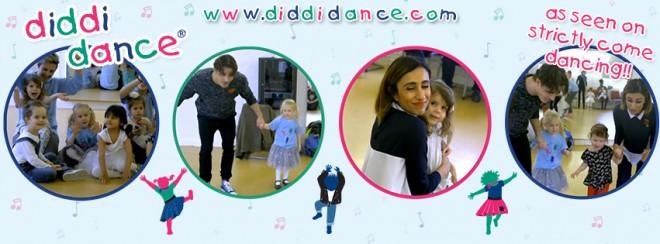 didi dance, preschool dance class, oxfordshire, berkshire