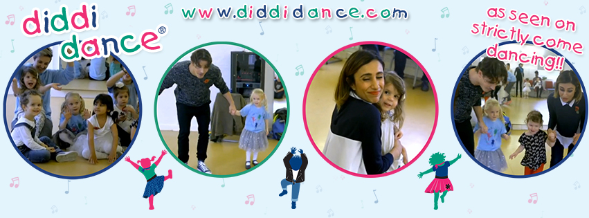 didi dance, preschool dance class, oxfordshire, berkshire