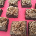 chocolate brownie, easter, nests, easy easter baking recipe