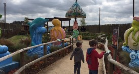 fairytale farm, chipping norton, farm park, disabled friendly, days out with the kids