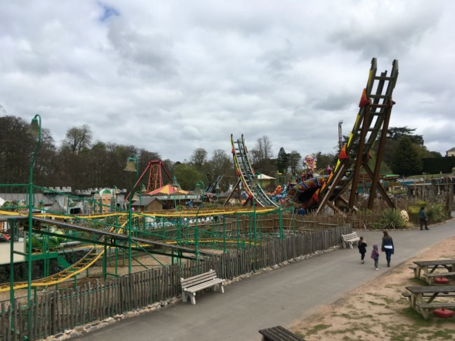 west midland safari park review, safari parks kids, rides at west midland safari park
