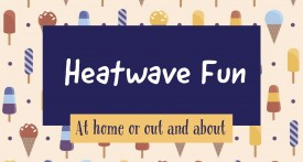 heatwave, keeping kids cool in the summer, summer activities, where to go in the summer with kids