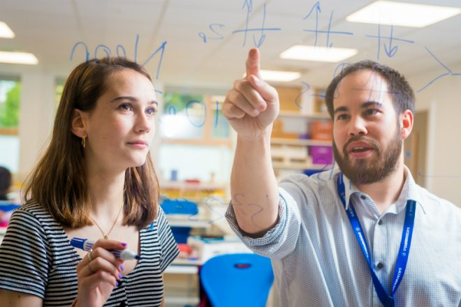 doverbroecks review, best sixth form college oxford, top independent schools oxford