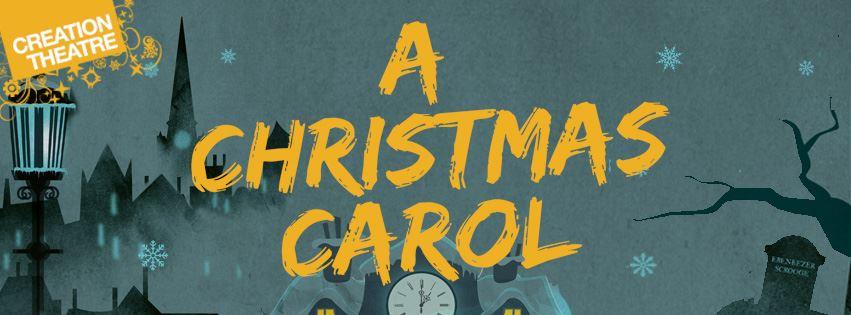 A Christmas Carol at North Wall Arts Centre - Red Kite Days