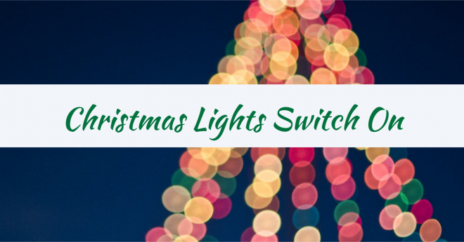 christmas lights switch on 2017, where to see the christmas lights, oxfordshire, berkshire, oxford, reading, newbury, banbury, witney