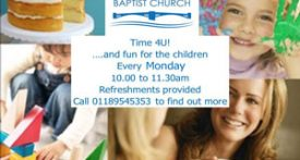 time 4 u baby toddler group caversham