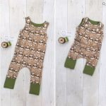 sloth baby clothes