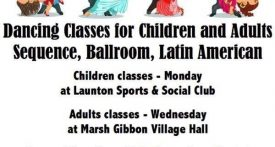 childrens dance classes bicester, ballroom dance class, latin dance class
