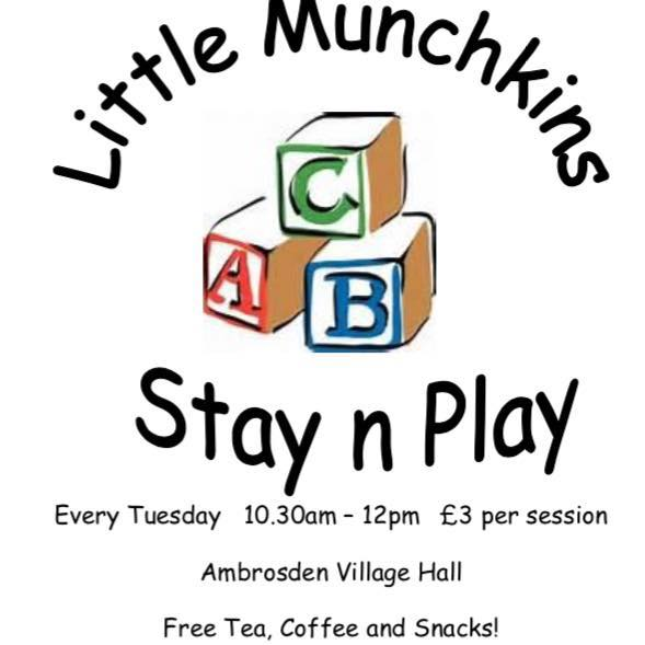finmere baby group, finmere toddler group