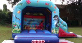bouncy castle hire goring