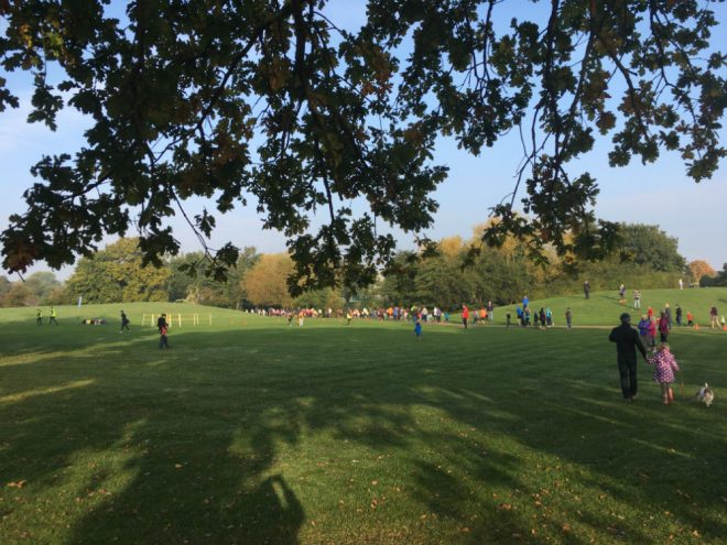 park run woodley, woodley park run, park run kids berkshire