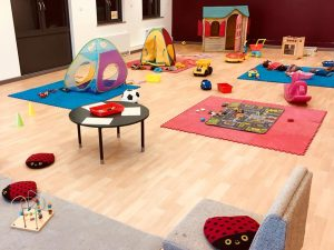 quarry stay and play, stay and play headington, toddler group headington, tuesday toddler groups headington