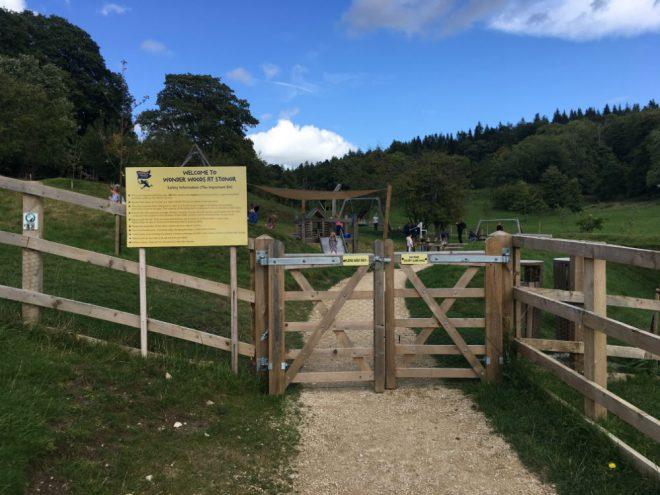 playground stonor park, stonor park playground, wonder woods, stonor park wonder woods, wonder woods stonor park, best playgrounds in oxfordshire