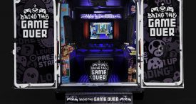 mobile gaming arcade van, bring the game over oxfordshire, party ideas for teenagers, party ideas teenagers oxfordshire, gaming party oxfordshire, gaming party