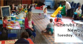 cherubs playgroup newbury, toddler groups tuesday newbury, baby groups tuesday newbury, where to meet mums in newbury
