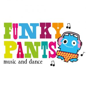 funky pants, toddler music classes