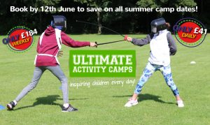 summer holiday activity camps, kids holiday clubs, holiday club oxfordshire, holiday club berkshire