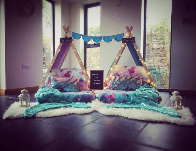 Kids Castle Bedroom Little Cotton Tents Sl...