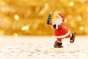 christmas ice skating oxfordshire berkshire