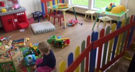 child friendly cafe near Milton Keynes