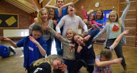 abingdon holiday club, abingdon holiday camp, ABingdon holiday childcare