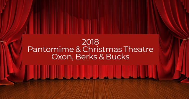 pantomimes 2018, best pantos 2018, oxford panto, aylesbury panto, Reading panto