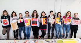 fashion class for teenagers Oxford