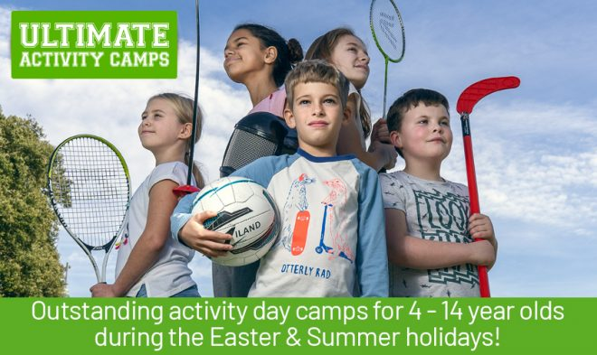 holiday activity club, school holiday camps